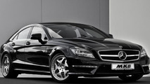 Mercedes-Benz CLS 63 AMG with 700 HP thanks to MKB