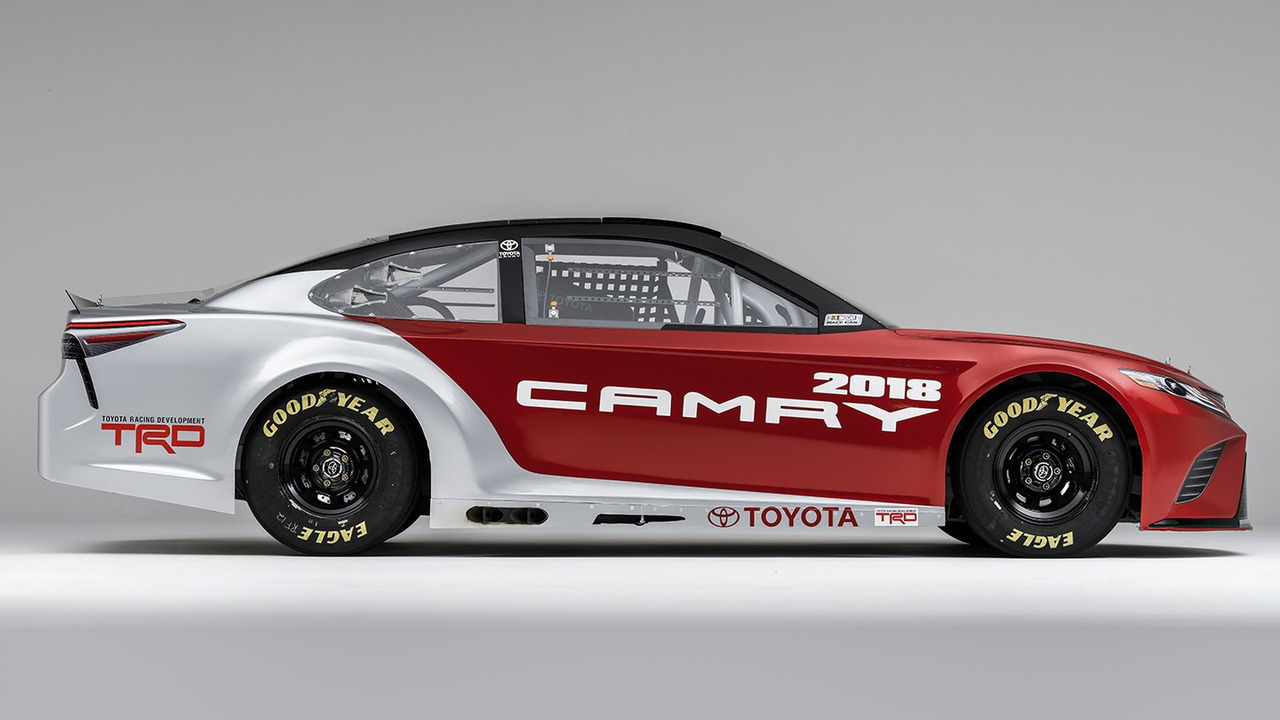 Image Gallery Nascar Cars 2018