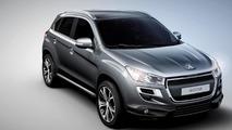 2012 Peugeot 4008 revealed