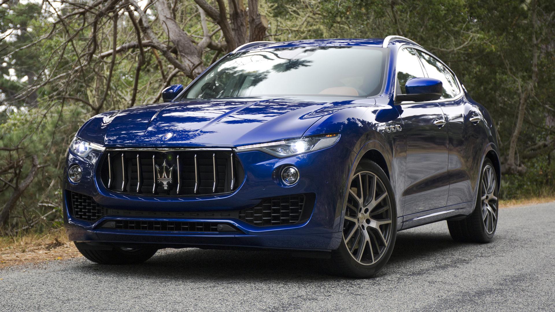 First Drive 2017 Maserati Levante