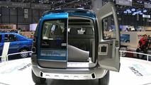 Dacia Logan Steppe Concept at Geneva