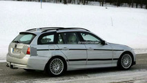 Spy Photos of BMW 3 Series Model Range