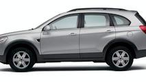 New Chevrolet Captiva Debuts at Geneva
