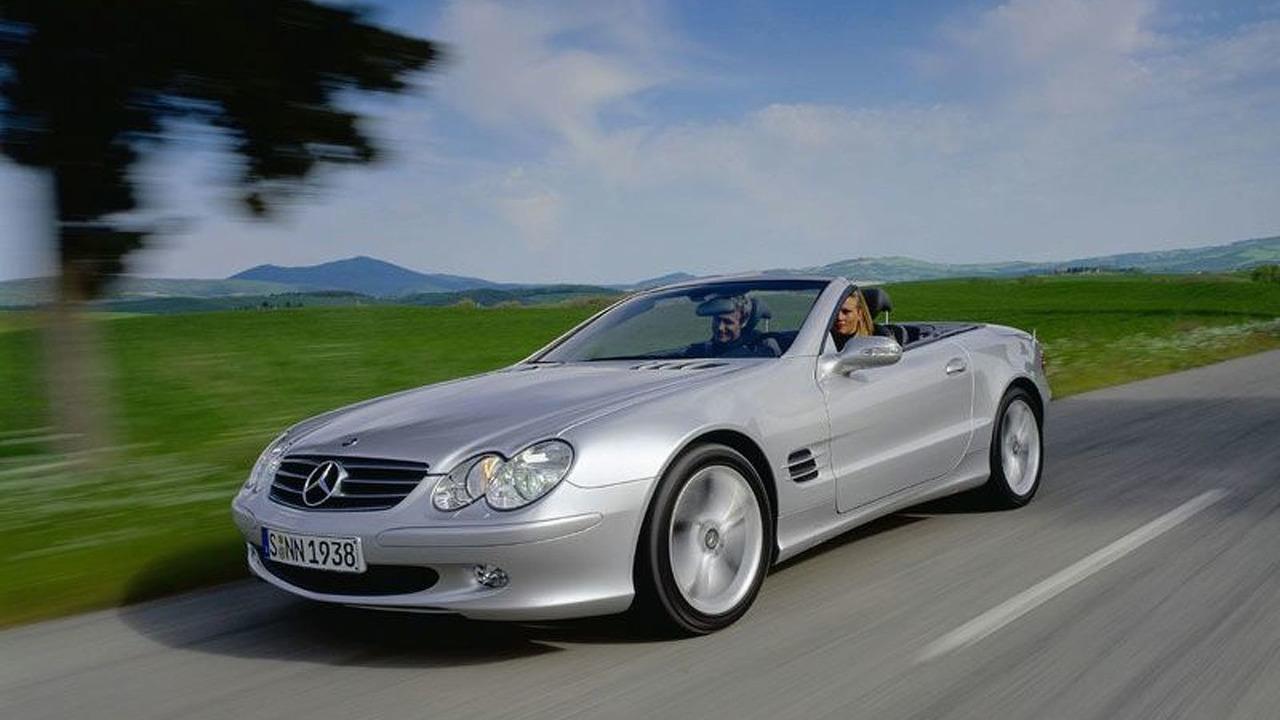 Mecedes-Benz SL 500