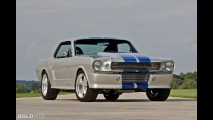 Ford Mustang Restomod - Silver