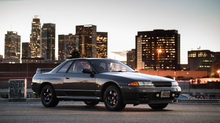 Pristine 1989 Nissan Skyline R32 GTR Could Fetch $45K [47 Photos]