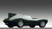 1955 Jaguar