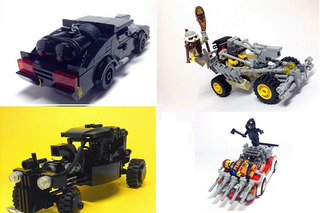 This 'Mad Max: Fury Road' LEGO Set is Adorably Homicidal