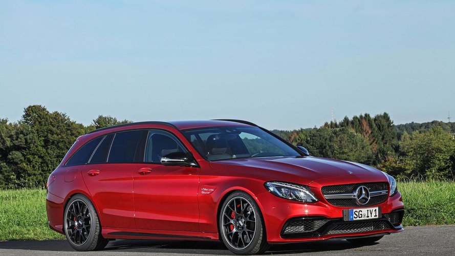 Wimmer RST tunes the Mercedes-AMG C63 S Estate to 640 PS