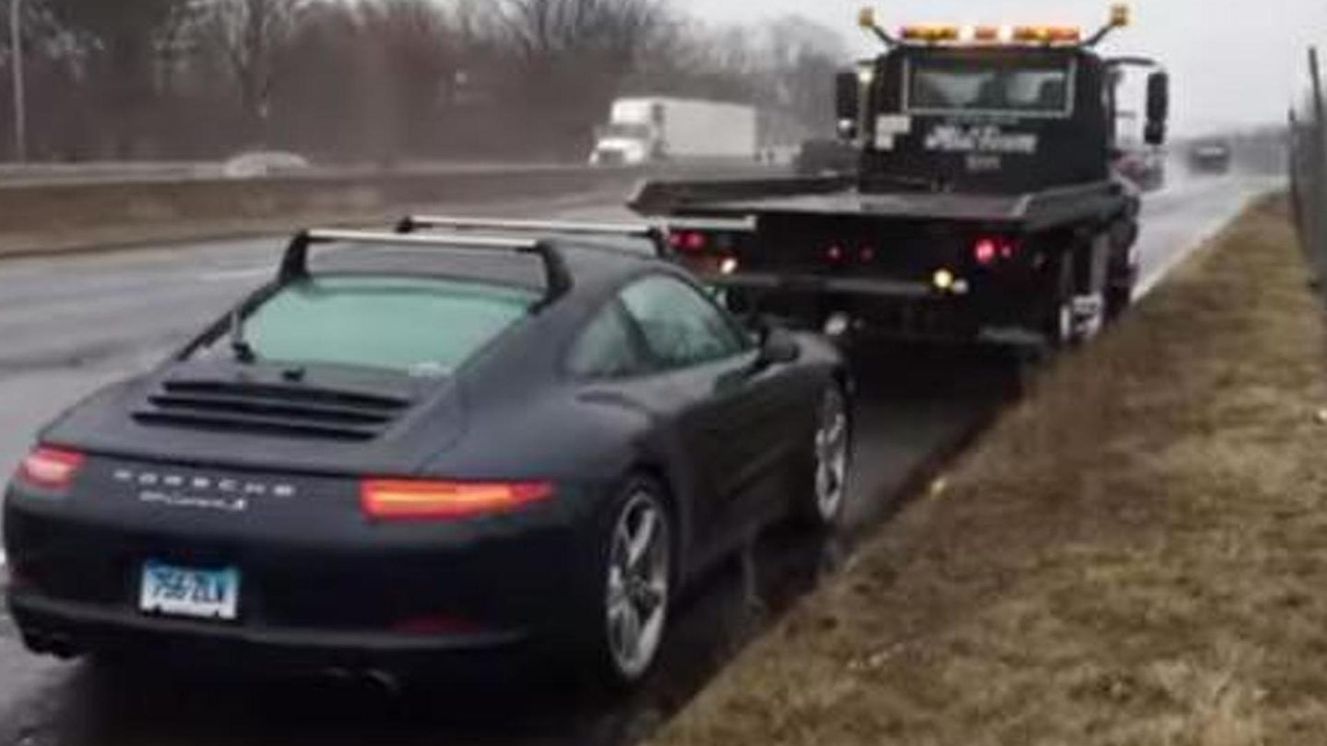 Owner of faulty 2013 Porsche 911 shares his grief [video]