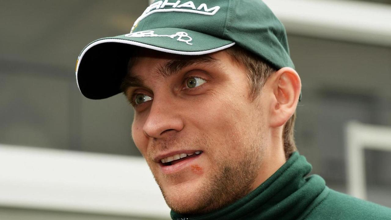Vitaly Petrov 15.11.2012 United States Grand Prix