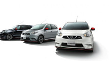 2013 Nissan March Nismo and Nismo S announced