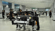 McLaren MP4-12C production at Technology Center, Woking, England, 18.03.2010