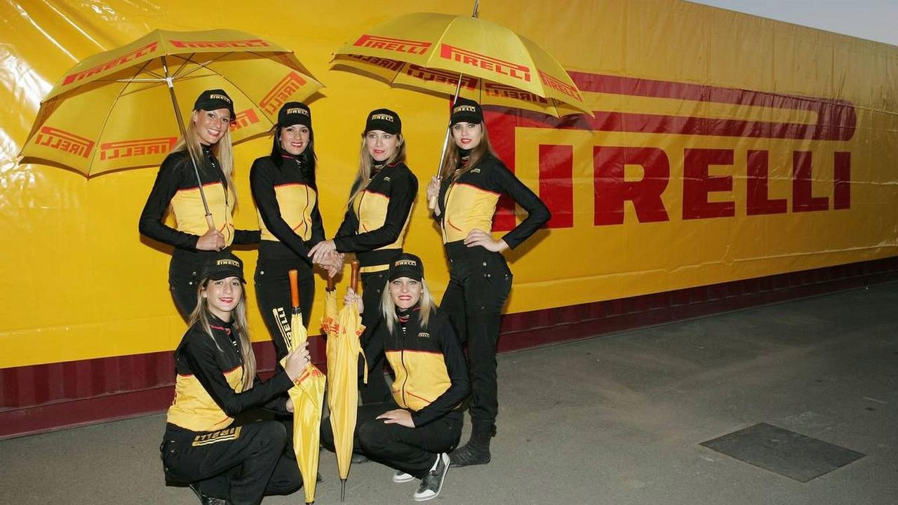 Pirelli girls, World Rally Championship 2009, 26.04.2009, Argentina, Rally Argentina
