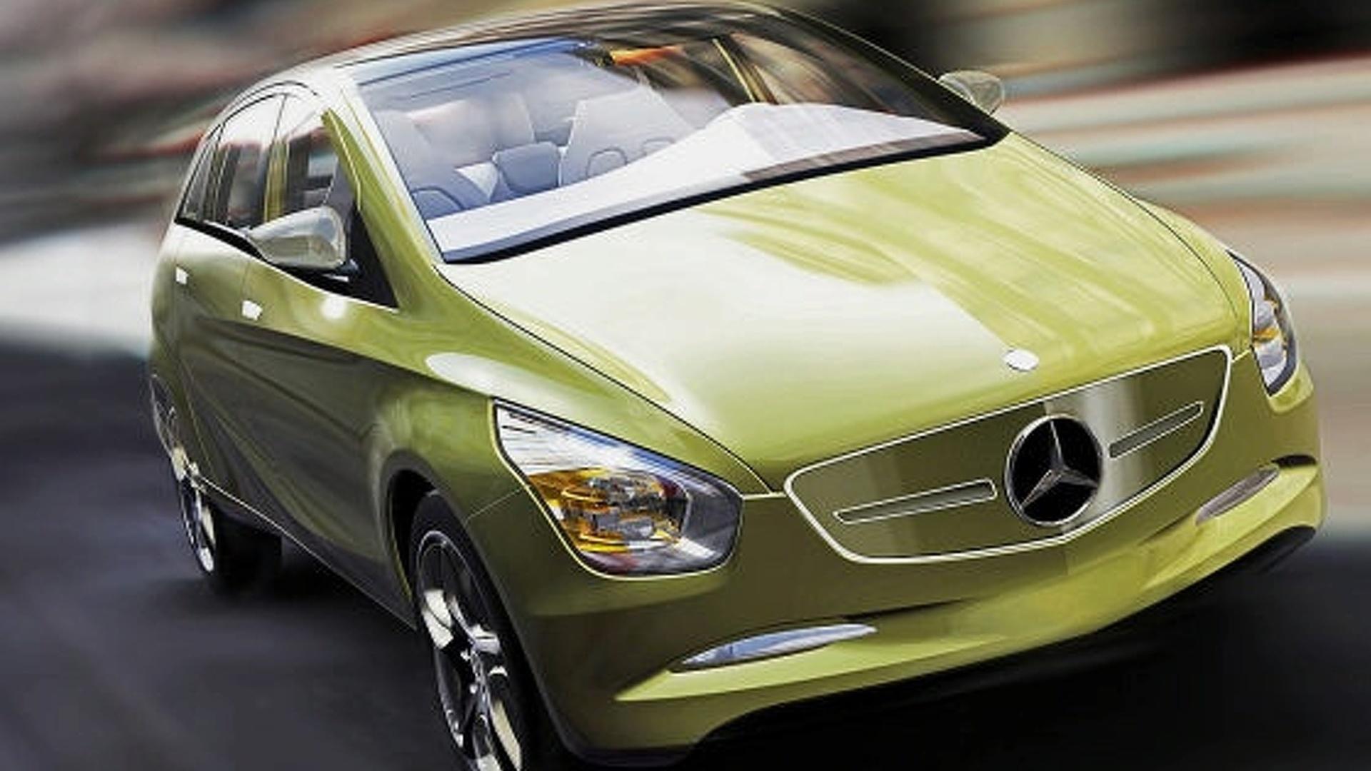 Video: Mercedes-Benz BlueZERO Concept