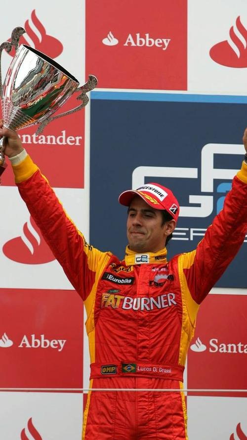 Rumour - Grosjean out, di Grassi in for Brazil GP