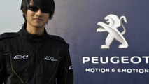 Peugeot EX1 concept setting EV performance records in China, Chinese blogger Han Han, 16.12.2010