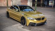 Carbonfiber Dynamics BMW M4 Coupe makes a splash at Essen