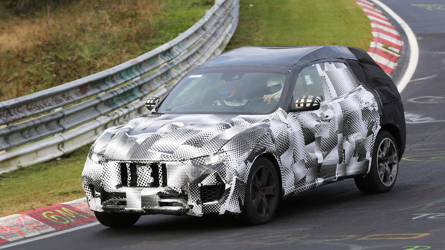 Maserati admits Levante SUV could make or break the company