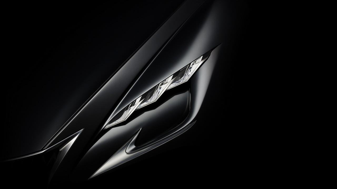 Lexus design concept teaser