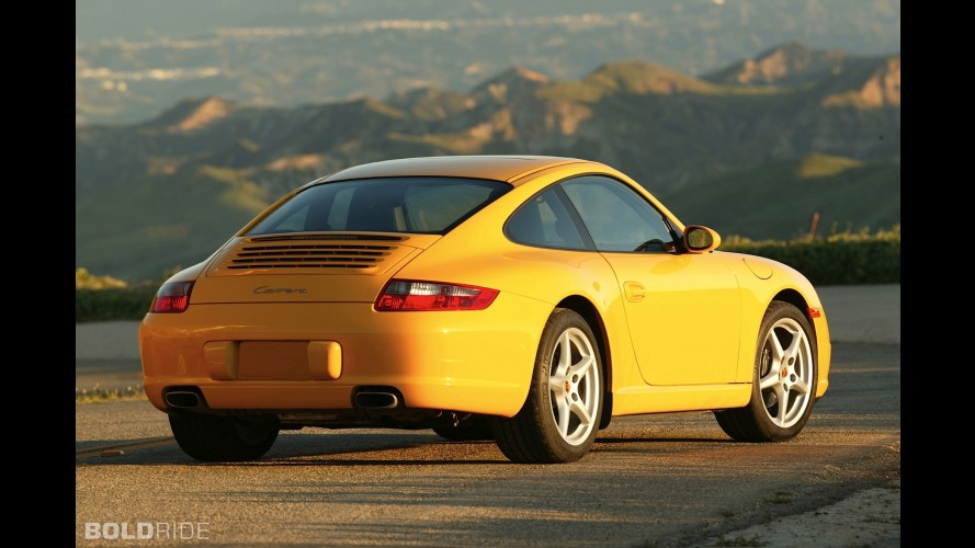 Porsche 911 Carrera Coupe