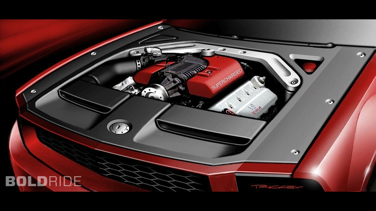 Ford Mustang GT Coupe Concept