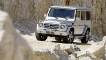 Official: 2009 Mercedes G 55 AMG