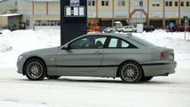 BMW 3 Series Coupe Spy Photo