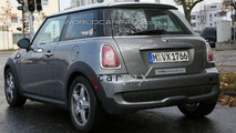All-Electric MINI Cooper Prototype
