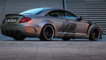Mercedes CL Black Edition by Prior Design 16.5.2012