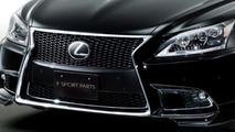 2013 Lexus LS 460 with TRD body kit