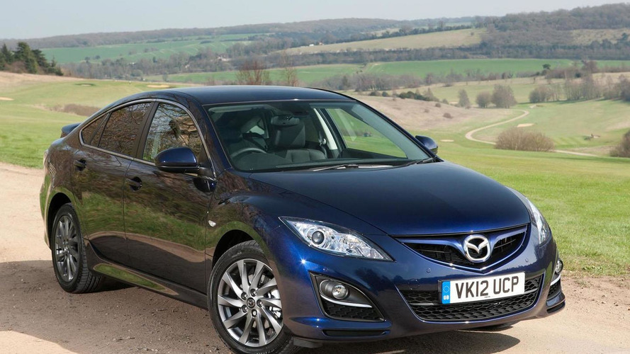 Mazda6 Venture Edition announced for the UK
