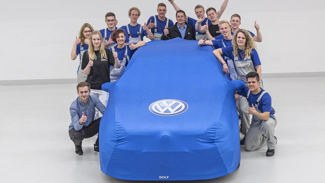 Volkswagen Golf GTI Performance one-off