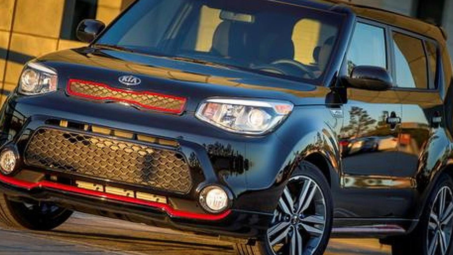 2015 Kia Soul Red Zone 2.0 special edition introduced