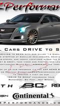 ZZ Performance Cadillac ATS for SEMA
