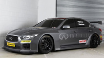 Infiniti to join BTCC in 2015 with Q50 race car