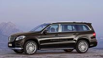Mercedes hints again at Maybach SUV