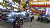 Mario Kart 8 adds three new Mercedes models [video]