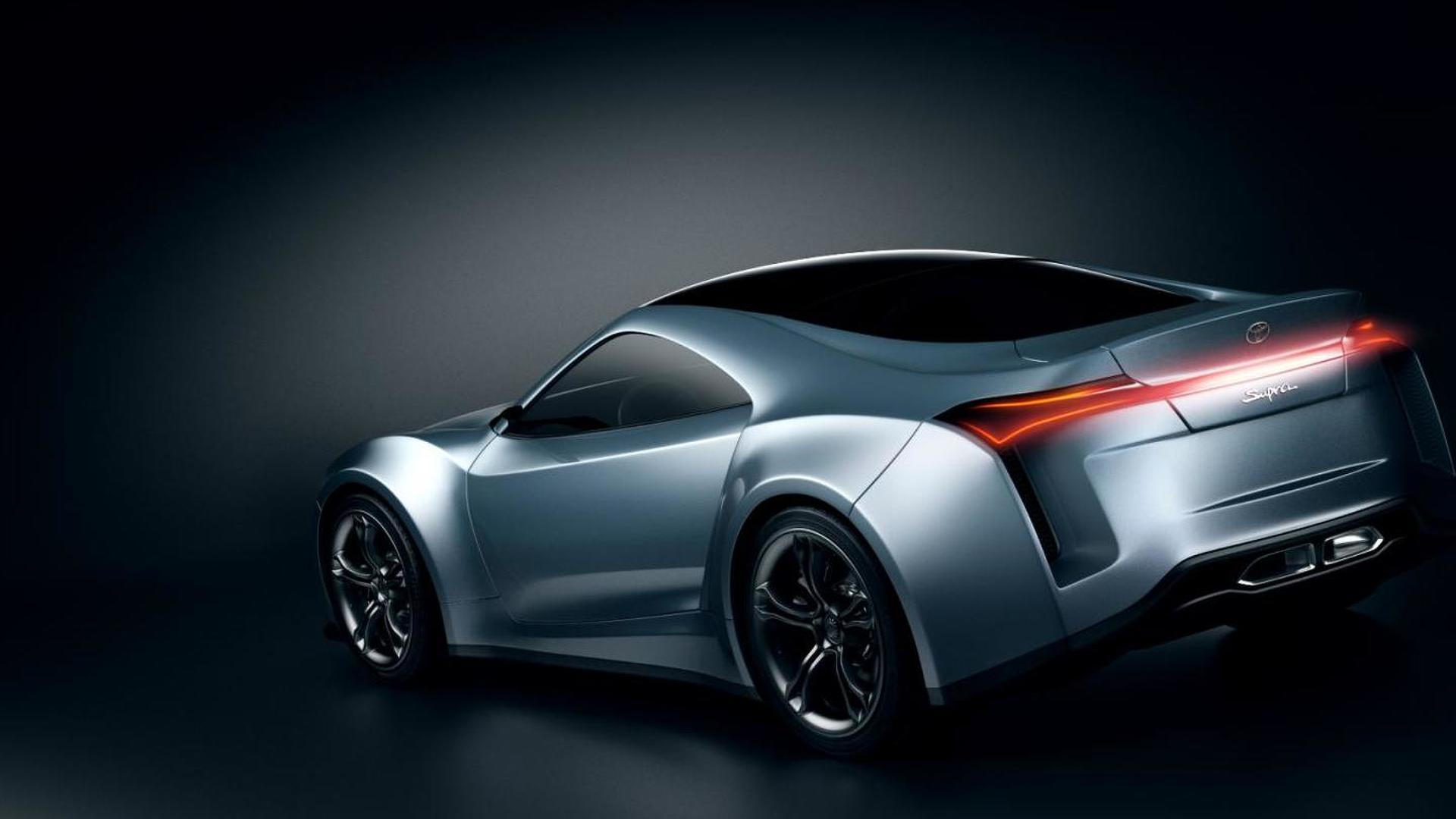 Toyota Supra successor to have a mid-mounted, hybridized 3.5-liter V6 - report