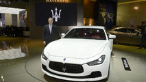 Maserati explains 2014 Ghibli design [video]