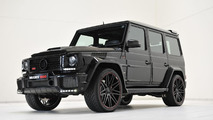 Brabus turns the Mercedes G65 AMG into an 800 HP Apple store on wheels