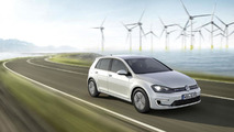 Volkswagen e-Golf 13.11.2013