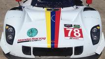 Honda to compete in the Daytona Prototype class