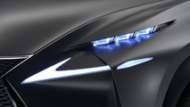 Lexus LF-NX mid-size crossover concept