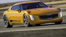 Kia GT4 Stinger concept revealed in leaked official images