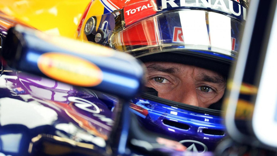 'Ball in my court' over Red Bull future - Webber