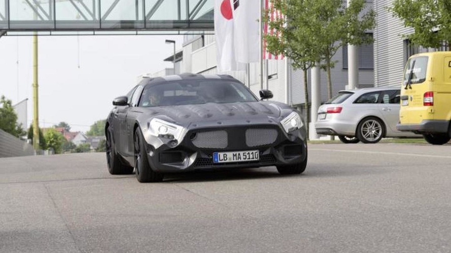 Mercedes-Benz SLC AMG will not replace SLS AMG - report