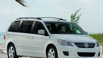 Volkswagen Routan axed - report
