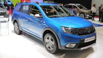 Genève 2017 - Le Dacia Logan MCV Stepway, break cool et pas cher