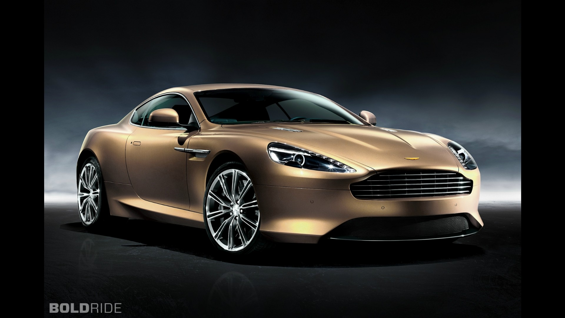 Aston Martin Virage Dragon 88 Limited Edition